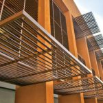 Hunter Douglas Facades 100R Sun Louvers in Goa by Surya Enterprises