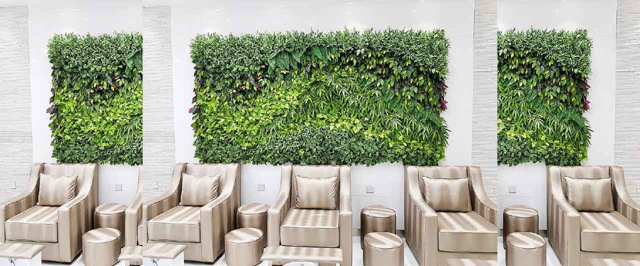 Artificial Green Wall System Supplier in Goa