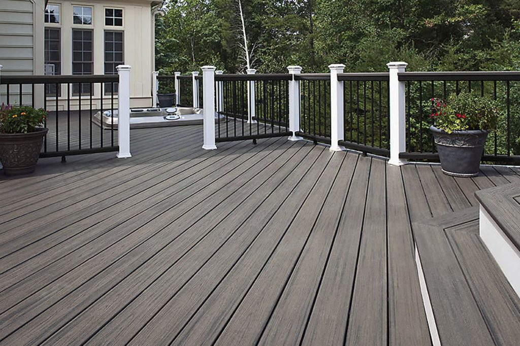 Composite WPC Deck Flooring Goa
